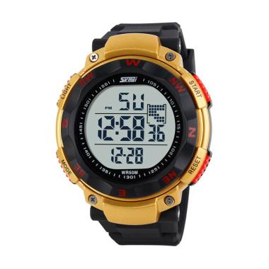 Jual Skmei Trendy Men Led Display Watch Online - Harga Baru Termurah ... d7156b3cf0