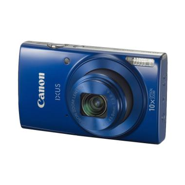 harga Canon Ixus 190 Kamera Pocket - Blue Blibli.com