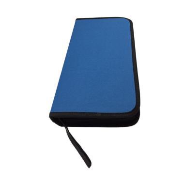 harga N-TWO CPM 80 CD Case Tempat CD - Blue Blibli.com