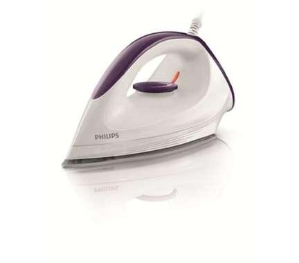 Philips Dry Iron Dynaglide Setrika [GC160/27]