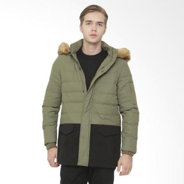 COLDWEAR 16082 Winter Down Jacket Pria - Khaki