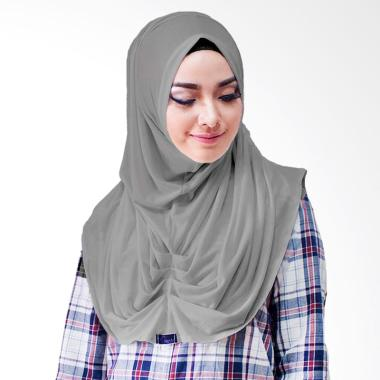 Milyarda Hijab Loly Jilbab Instan - Abu