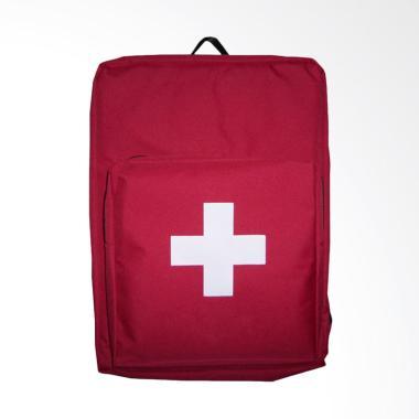 Espro Medis Kit P3K Tas Kesehatan Tas Ransel Pria