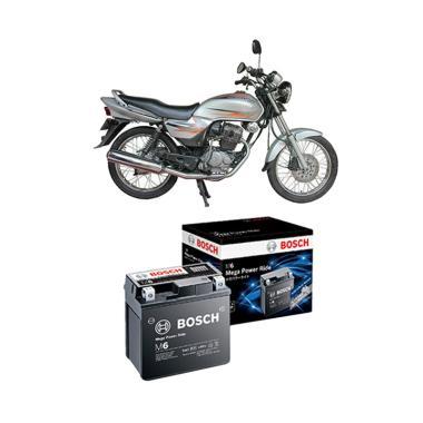 Bosch AGM RBT6A Aki Kering Motor for Honda Mega Pro Electric