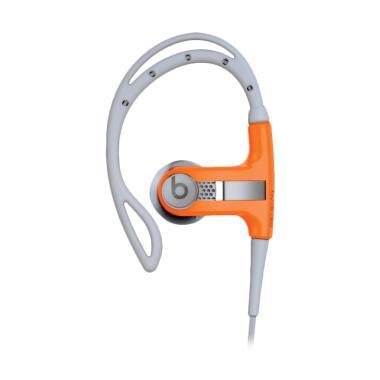 harga Beats Powerbeats by Dr. Dre In-Ear Earphone - Neon Orange Blibli.com