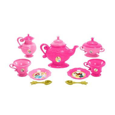 Disney Princess Princess Mini Tea Mainan Anak [11 Pcs]