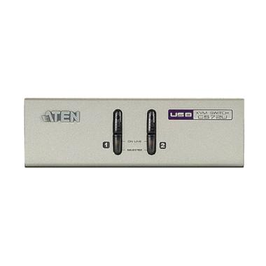Aten CS72U USB VGA Audio KVM Switch [2 Ports]