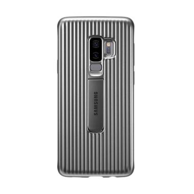 Samsung Original Protective Standin ... axy S9 Plus G965 - Silver