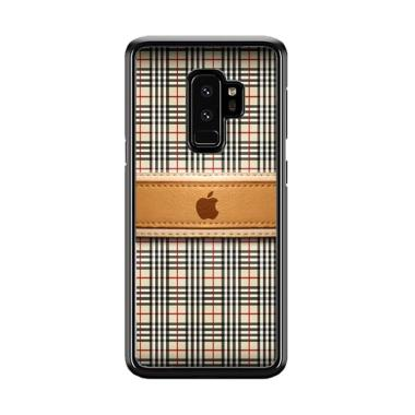 Acc Hp Burberry Apple L1306 Custom Casing for Samsung Galaxy S9 Plus
