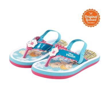 Disney CL087FZ-102T Frozen Flip Flop Sandals Baby