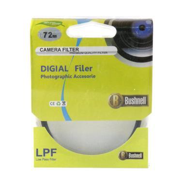 Bushnell 72mm Filter Lensa