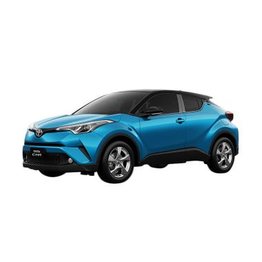 INDENT - Toyota All New C-HR 1.8 Du ... ic With Sporty Black Roof
