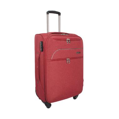 Luminox GGDJ Softcase Set Tas Koper - Merah [Size 20 + 24 Inch]