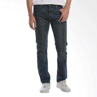 Levi's Stretch Fit Jeans Celana Pan ... 00501-2367 501/ Original]
