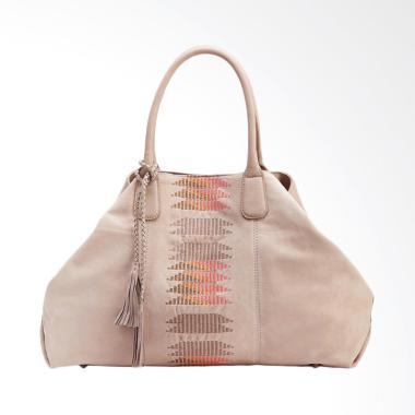 Liebeskind Berlin Chelsea Inka Cotton Handbag Tas Wanita