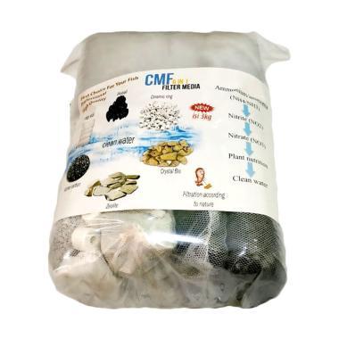 harga CMF Complite Filter Media Untuk Aquarium dan Kolam [3 kg] Blibli.com