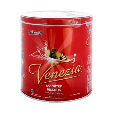 harga Venezia Assorted Biskuit [565 g] Blibli.com