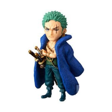 Action Figure One Piece Zoro Bandai Jual Produk Terbaru Oktober 2020 Blibli Com