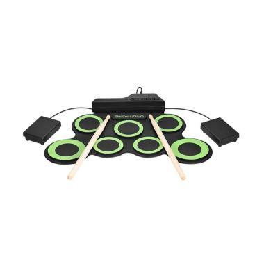 harga Bluelans Portable USB Electronic Drum Set Blibli.com