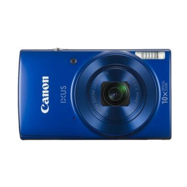 Canon IXUS 190 Kamera Pocket - Blue jpckemang GARANSI RESMI