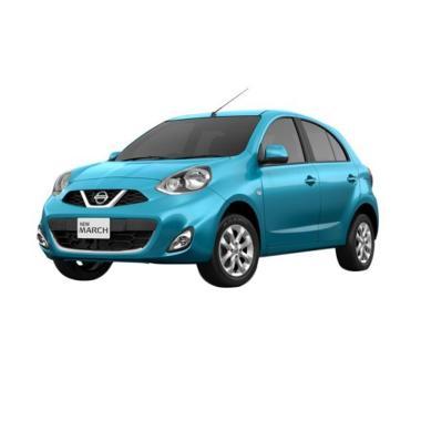 Nissan March 1.5 CBU Mobil - Sky Blue