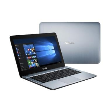 Asus X441SA-BX002D Notebook - Silver [N3060/2GB/14Inch/DOS]