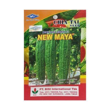 Chia Tai Seed Paria Hibrida New Maya Benih Tanaman [3 g]