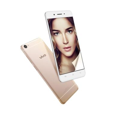VIVO Y55 Smartphone - Gold [16GB/ 2GB]