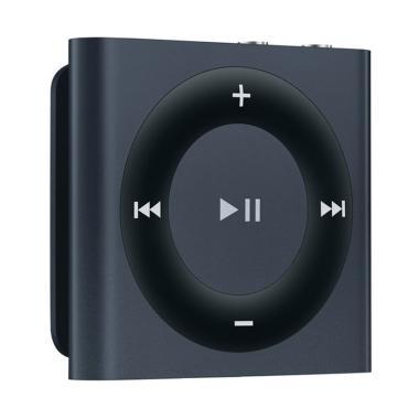 Apple iPod Shuffle MKMJ2 Portable Player - Gray [2 GB]