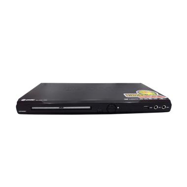 GMC BM-088A DVD Player - Hitam [HDMI/Full HD 1080p]