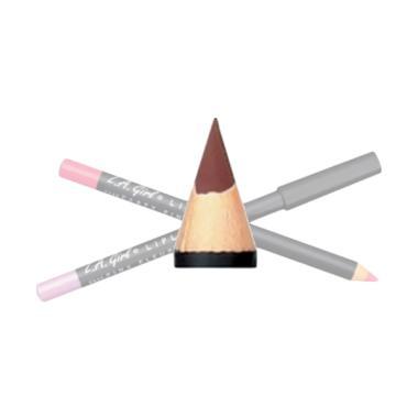 LA Girl Lipliner Pencil - 539 Brick