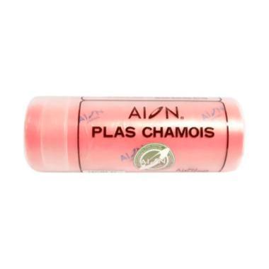 Aion Plas Chamois Lap Kanebo - Merah