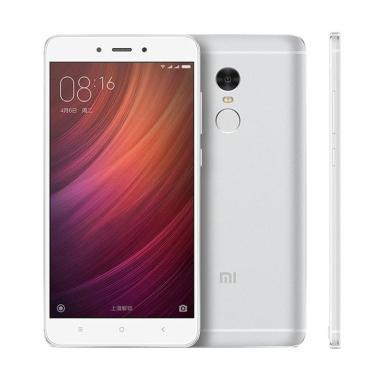 Xiaomi Redmi Note 4 Smartphone - Silver [16 GB/ 2 GB]