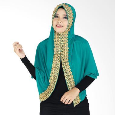 Raindoz Faida RNI 080 Kerudung - Turquoise