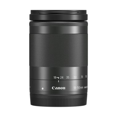 Canon Lensa EF M 18-150mm f3.5-6.3 IS STM