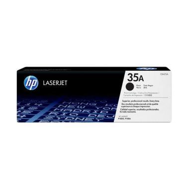 Toner HP 35a Original Cartridge - Black