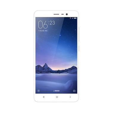 Xiaomi Redmi 3S Prime Smartphone - Silver [32 GB/3 GB/4G LTE]