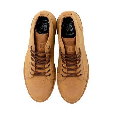 Brodo Epsilon Casual Boot - Tan