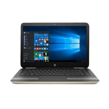HP Pavilion 14-AL169TX Notebook - Gold