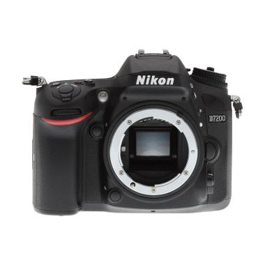 harga Nikon D7200 Kamera DSLR [Body Only] Free Screen Guard (Terpasang) Blibli.com