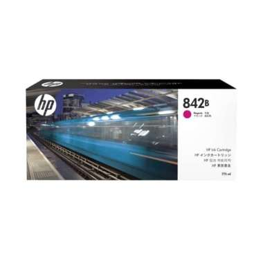 harga Tinta HP PLOTTER 842B (CMYB) 775ml ORIGINAL Magenta Blibli.com