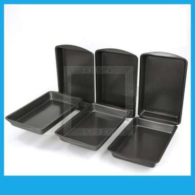 Loyang Kue Anti Lengket / Master Pastry Brownie Pan 11