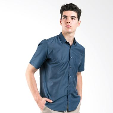 MANLY Gilligan Slim Fit Pattern Shirt