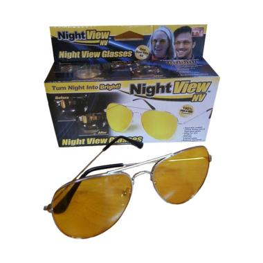 As Seen On Tv Anti Silau Night View Glasses Kacamata