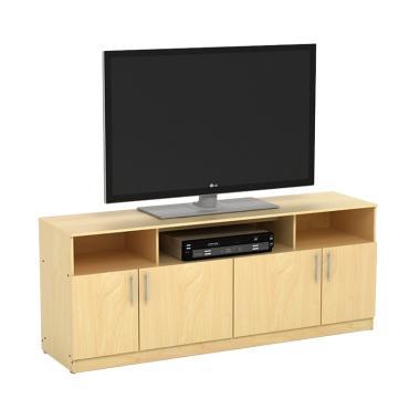 Prissilia Stygian Maple Rak TV