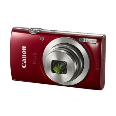 Canon Digital IXUS 185 [Red]