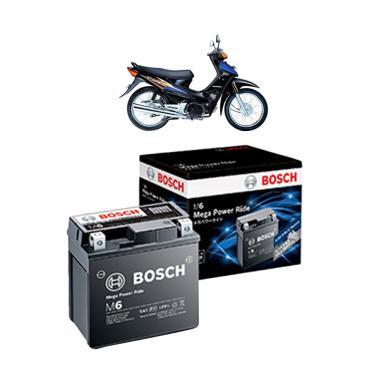 Bosch AGM RBT6A Aki Kering Motor for Honda Supra Fit