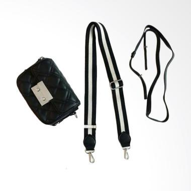 Zara Bag Original Tas Wanita - Black Dove