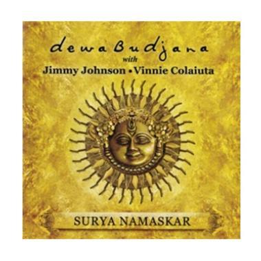 harga Demajors Dewa Budjana - Surya Namaskar CD Musik Blibli.com