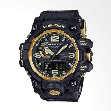 CASIO G-SHOCK GWG-1000GB-1A Mudmaster Jam Tangan Pria - Gold Black